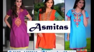 HomeShop18.com - Asmitas - Pack of 3 Designer Kurtas