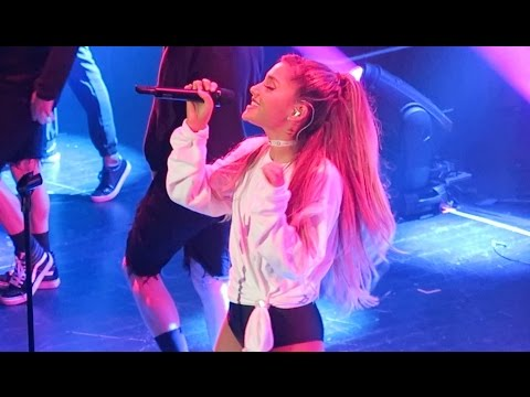 Ariana Grande - Problem (Live from Le Trianon - Paris) #HPLounge