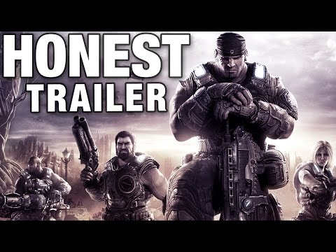 GEARS OF WAR (Honest Game Trailers)