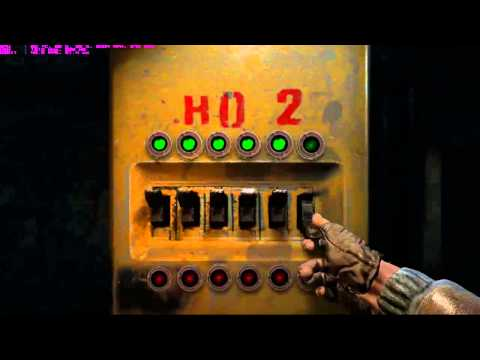 Metro Last Light Gameplay Ati 7850 2GB Amd Bulldozer x8 8120