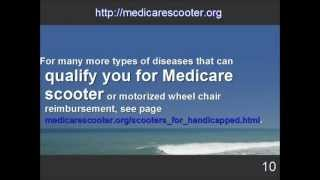 Medicare Scooters For Handicapped