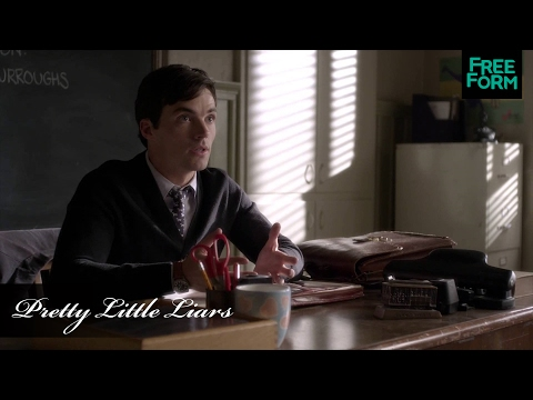 Pretty Little Liars - Season 4: Episode 22 | Clip: Teacher's Pet