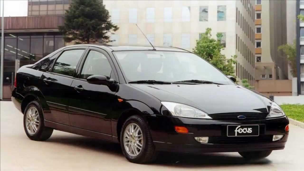 Ford Focus Sedan Ghia 2 0 16v 2002 Youtube