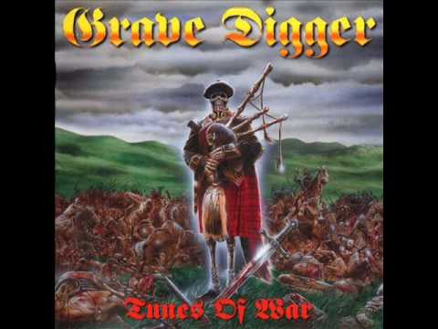 Grave Digger - William Wallace (braveheart)