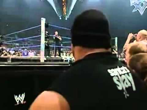 Brock Lesnar Vs Goldberg At No Way Out video