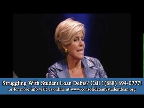 Suze Orman discusses student debt at the Remaking America Panel Student Loan Forgiveness