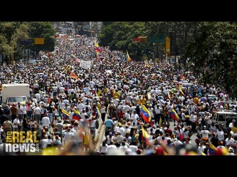 Venezuela Opposition Boycotts Maduro-Backed Peace Conference As Unrest Continues