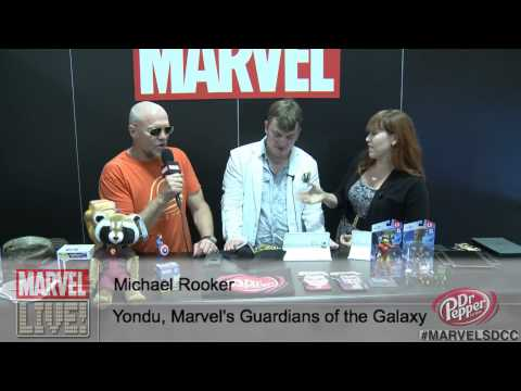 Guardians of the Galaxy's Michael Rooker Reveals Yondu's Theme Song at Comic-Con 2014