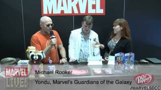 Guardians of the Galaxy's Michael Rooker Reveals Yondu's Theme Song at SDCC 2014