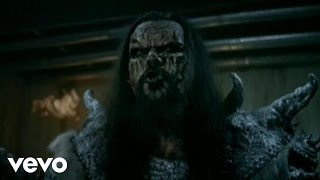 Клип Lordi - Would You Love A Monsterman? (2006 version)