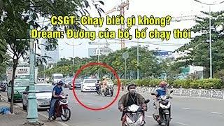 Cảm tử quân đâm đầu vào đoàn xe Hoàng tử Anh Quốc? Chẳng sợ CSGT - Incident with UK convoy