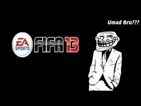 Play FIFA 13 - CaPeRRR, SharKy, Chi3f & Gast  *Noobs on Tour*