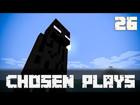 Chosen Plays Minecraft 1.13 Ep. 26 Ender Dragon Preparations