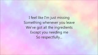 Cake - Melanie Martinez (lyrics)