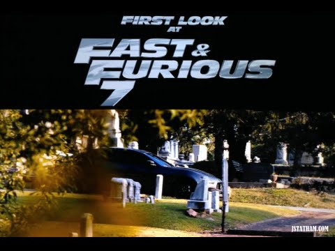 Fast And Furious 7 Official Trailer 2014 First Look Vin Diesel & Paul Walker Movie HD