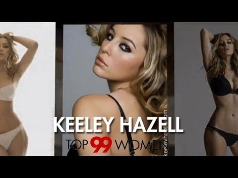 Keeley Hazell's AskMen Top 99 Photo Reel For 2010