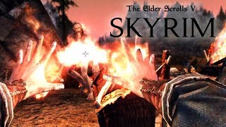 SKYRIM #2 - Enfrentando Gigantes e um Dragão! (Gameplay em Português PT-BR)