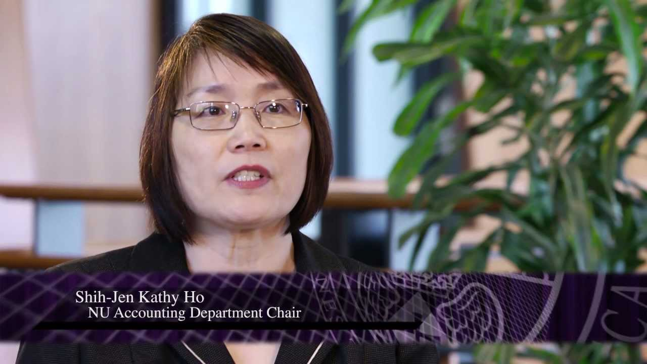 Kathy Ho, Accounting Department Chair