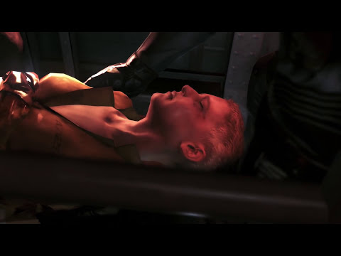 Metal Gear Solid V: Ground Zeroes - Paz Surgery Scene video