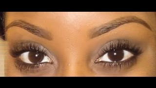 Perfect Eyebrow Tutorial | Makeup Game On Point