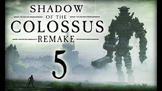 "Shadow Of The Colossus - Remake   En Español   Coloso Nº5 ""Avion"""
