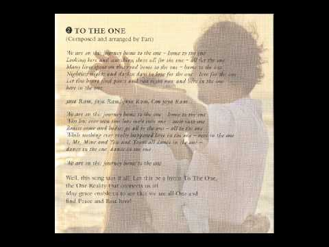 Satyaa & Pari - To the One - Satyaa & Pari