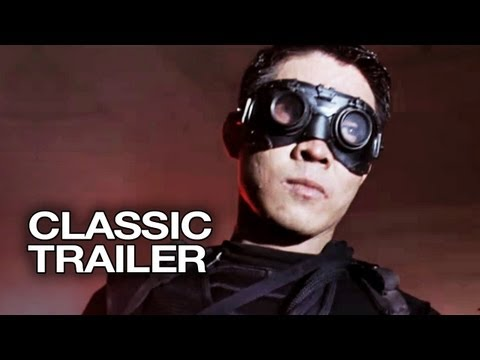 Black Mask [Hak hap] (1996) Official Trailer #1 - Jet Li Movie HD Image 1