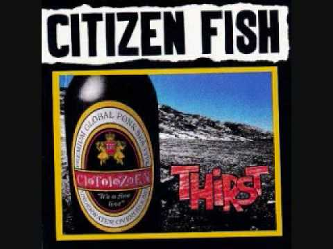 Citizen Fish - City On A River