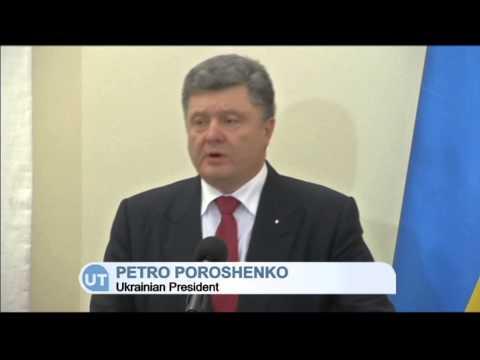 Poroshenko in Poland: Polish President ready to discuss arms sales to Ukraine