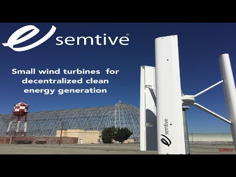 Taking the Risk out of Small Wind with Semtive