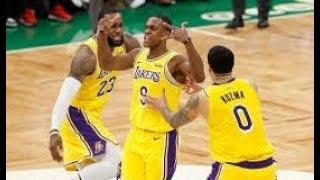 Los Angeles Lakers vs Boston Celtics NBA Full Highlights (8th February 2019)  from Moar Highlights