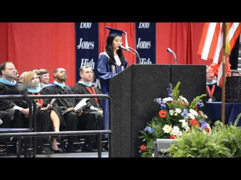 Graduation Speech - Bob Jones High School Class of 2012