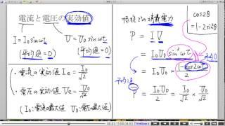 高校物理解説講義:「交流回路」講義9