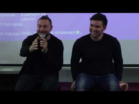 Руслан Татунашвили о бизнесе. Интервью 2017.