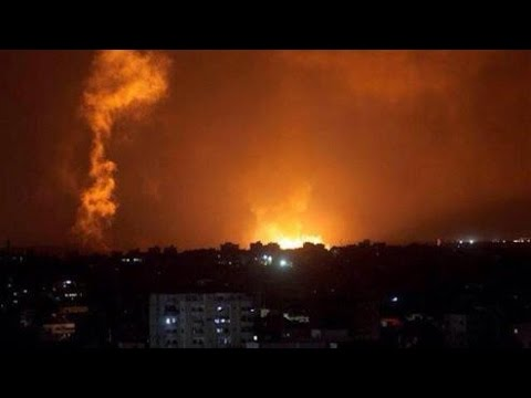 Psalm 83 : Obama's Assyrian ISIS Army fires rockets into Israel from the Gaza Strip (Jun 04, 2015)