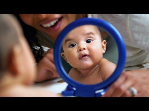Juegos de Bebés Recién Nacidos para la Estimulación Temprana