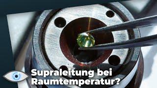 Hochtemperaturrekord: Supraleitung bei Raumtemperatur? Clixoom Science & Fiction