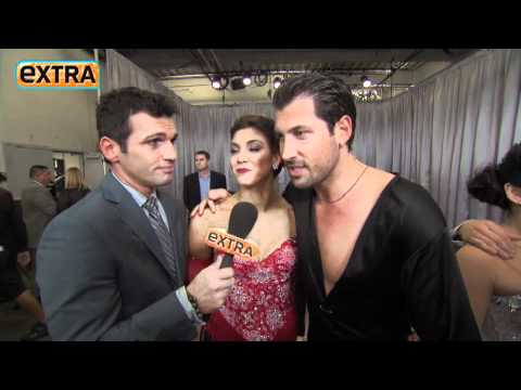 'DWTS' Dancers Maks and Derek Shoot Down Feuding Rumors