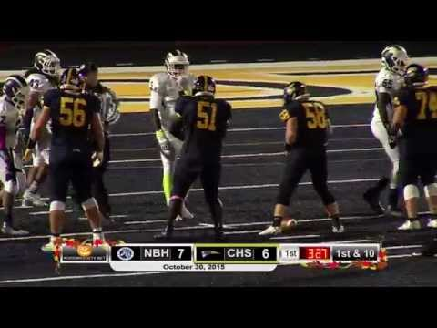 High School Football: Colonia vs. New Brunswick October 30,