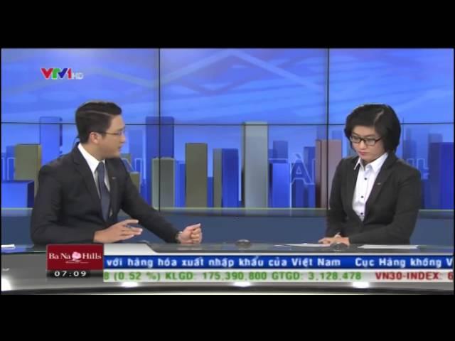 [VIDEO] Tài chính kinh doanh sáng 09/10/2014