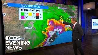 Tropical Storm Imelda could hit Houston with dangerous flooding