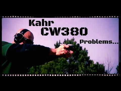 Kahr Arms CW380 Pocket Pistol Part I (HD)