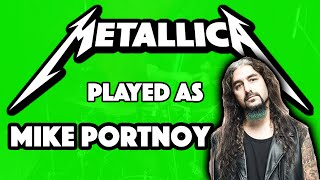 Download Song ENTER SANDMAN but it's played like MIKE PORTNOY Free StafaMp3
