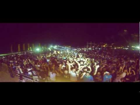Sunrise Inc LIVE in Sri Lanka @ Bentota Beach Fest 2013