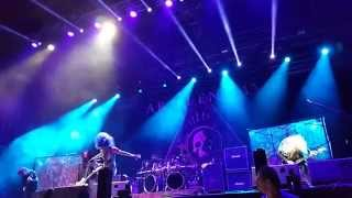 Arch Enemy - Avalanche ( Live 1080p ) İSTANBUL - Headbanger