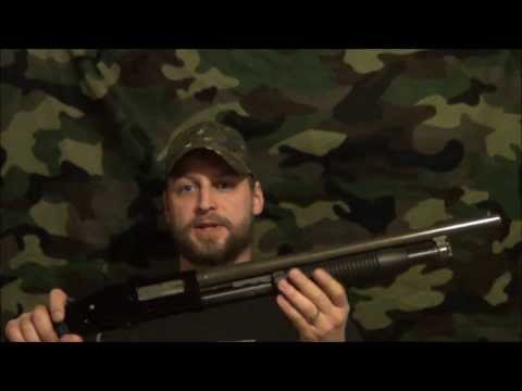 MOSSBERG MAVERICK 88 SECURITY REVIEW THE BULLET PROOF GUN!