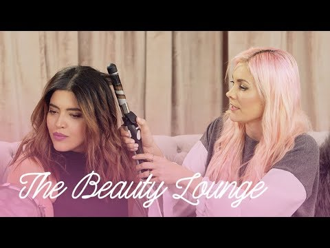 Get Perfect Waves with Sarah Potempa | The Beauty Lounge | Cosmopolitan