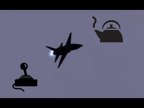 Авиасимы для чайников #1 - базовое управление, джойстик и геймпад