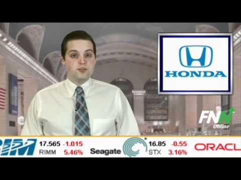 Honda Recalls Over 300,000 Vehicles Over Air Bag Problems