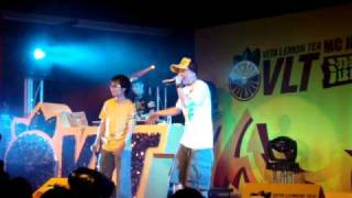 Mc Jin & 4號 freestyle rap @ VLT 828 Rap Concert